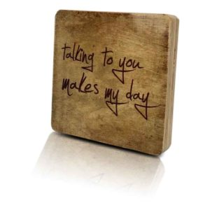 Houten-Quoteblok-Talkingtoyou