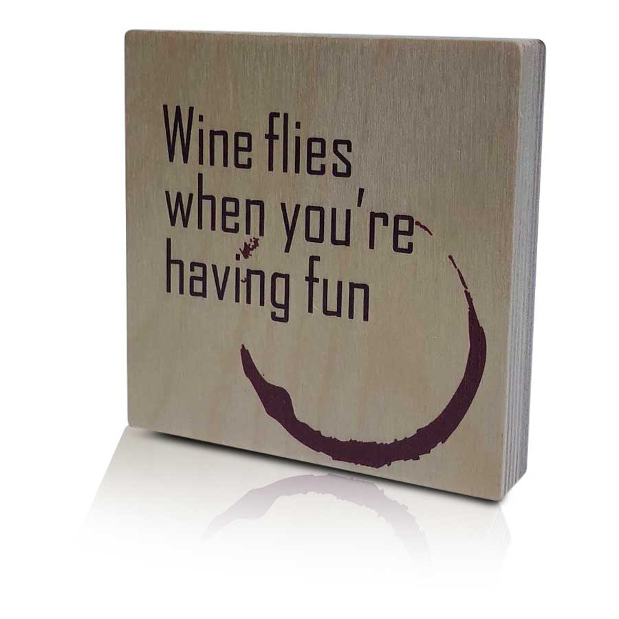 Houten-Quoteblok-Wineflies