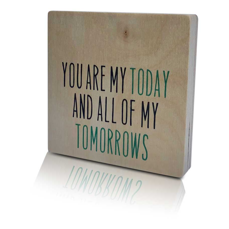 Houten-Quoteblok-youaremytoday