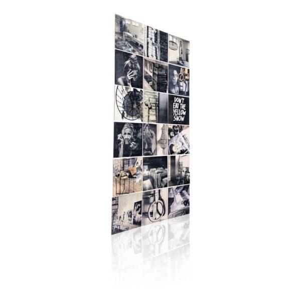 woodboard flex houten paneeltjes met eigen foto's met magneten