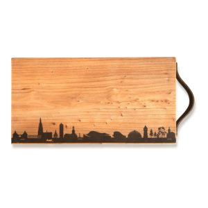 Borrelplank Breda Skyline