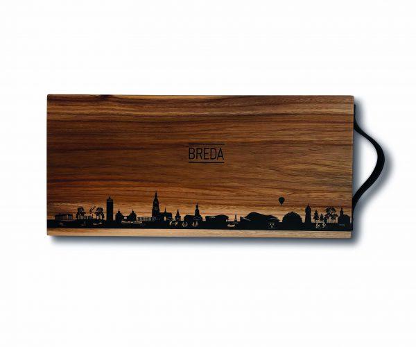 Borrelplank met de Skyline vanBreda